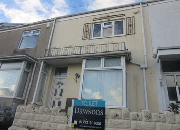 Thumbnail 3 bed terraced house to rent in Norfolk Street, Mount Pleasant, Swansea.