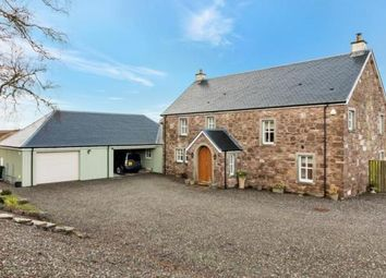 Thumbnail 4 bed detached house for sale in Braco, Dunblane, Perth And Kinross