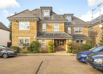 Thumbnail 2 bed flat for sale in Lancaster Court, 110 Ducks Hill Road, Northwood, Middlesex
