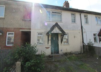 Thumbnail 3 bed terraced house for sale in Acacia Road, Southampton