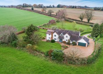 Thumbnail 5 bed detached house for sale in Napley, Market Drayton