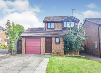 Thumbnail 3 bed detached house for sale in Bryony Close, Oakwood, Derby