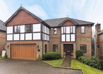 Thumbnail 5 bed detached house for sale in Oriental Road, Ascot