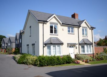 Thumbnail 4 bed detached house for sale in Elk Path, Three Mile Cross, Reading