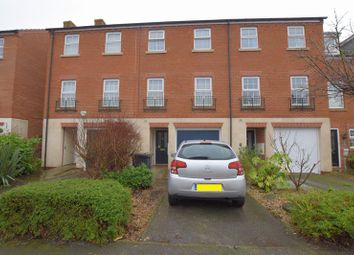 Thumbnail 4 bed terraced house for sale in Partridge Green, Witham St Hughs, Lincoln