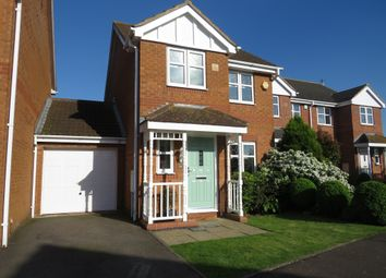 Thumbnail 3 bed link-detached house for sale in Morgan Close, Yaxley, Peterborough
