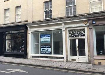 Thumbnail Retail premises to let in 23 New Bond Street, Bath, Somerset