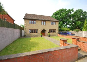 Thumbnail 5 bed detached house for sale in Station Road, Hoghton, Preston, Lancashire
