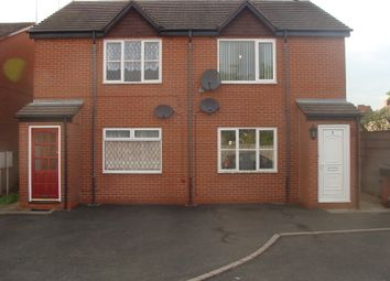 Thumbnail 1 bed flat to rent in 7 The Mews, Shepherds Fold, Rowley Regis