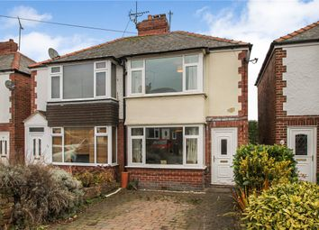 2 bed semi-detached house for sale in Olive Grove, Harrogate, North Yorkshire HG1