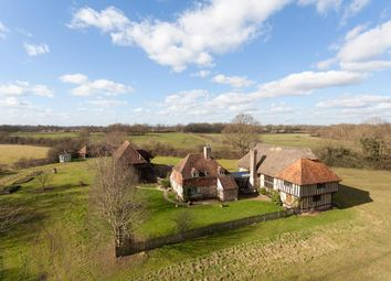 Thumbnail 4 bed detached house for sale in Romden Road, Smarden, Kent
