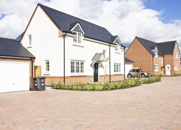 Thumbnail 4 bedroom detached house for sale in Station Road, Long Buckby