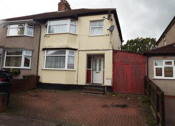 Thumbnail 3 bed semi-detached house for sale in Three Spires Avenue, Coundon, Coventry, West Midlands