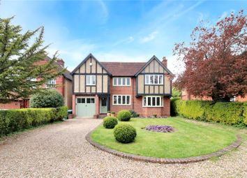 Thumbnail 4 bed detached house for sale in Hempstead Road, Kings Langley