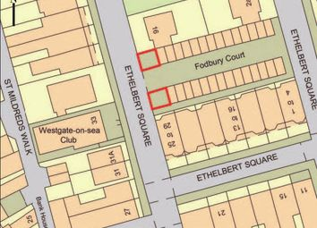 Thumbnail Property for sale in Four Parking Spaces, Fodbury Court, Ethelbert Square, Westgate-On-Sea