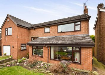 Thumbnail 5 bed detached house for sale in Hazel Close, Findern, Derby