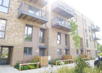 Thumbnail 3 bedroom flat to rent in Fisher Close, London