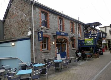 Thumbnail Commercial property for sale in Fodders Espresso Bar And Restaurant, Tinners Court, Truro, Cornwall