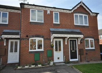 Thumbnail 2 bedroom town house to rent in Caernarvon Avenue, Stone