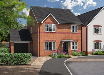 Thumbnail 3 bed detached house for sale in Rook Tree Fields, Stotfold
