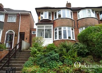 Thumbnail 3 bedroom semi-detached house to rent in Falconhurst Road, Birmingham, West Midlands.
