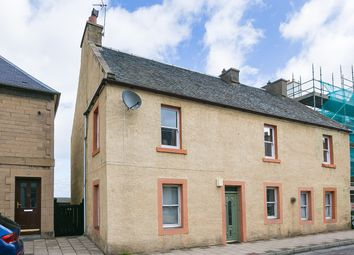 Thumbnail 3 bed flat for sale in High Street, Cockenzie, Prestonpans