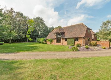 Thumbnail 4 bed detached house for sale in Bull Lane, Newington, Sittingbourne