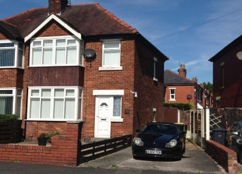 Thumbnail 3 bed semi-detached house to rent in Preston, Lancashire