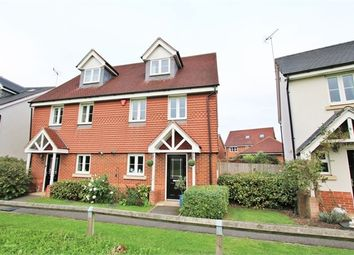 Thumbnail 3 bed semi-detached house for sale in Wheatsheaf Close, Sindlesham, Wokingham, Berkshire
