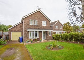 Thumbnail 4 bedroom detached house for sale in Brookfields Close, Newmarket