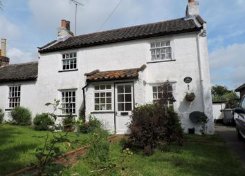 Thumbnail 3 bedroom semi-detached house for sale in The Street, Tuddenham, Ipswich