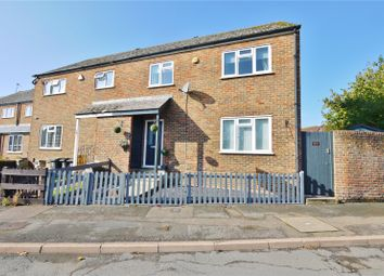 Thumbnail 3 bed end terrace house for sale in Turners Close, Ongar, Essex