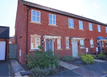 Thumbnail 2 bed end terrace house for sale in Coral Crescent, Mansfield