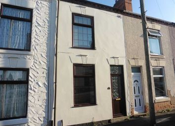 Thumbnail 2 bed terraced house to rent in The Cloisters, Wood Street, Earl Shilton, Leicester