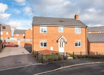 Thumbnail 4 bed detached house for sale in Ossulbury Lane, Aylesbury