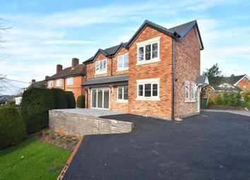Thumbnail 3 bed detached house for sale in Chiltern Lane, Stafford Road