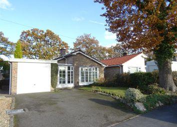 Thumbnail 2 bed detached bungalow for sale in Castle Rock Drive, Coalville, Leicestershire