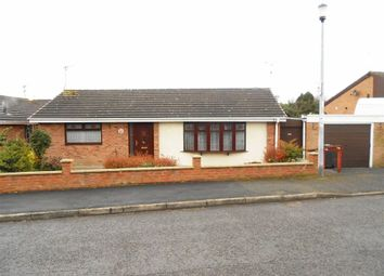 Thumbnail 2 bedroom detached bungalow for sale in Rochester Crescent, Sydney, Crewe, Cheshire