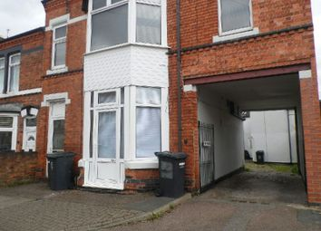 Thumbnail 1 bed flat to rent in Milligan Road, Leicester