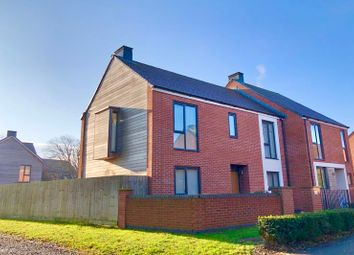 3 bed semi-detached house for sale in Hannah Drive, Locking, Weston-Super-Mare BS24