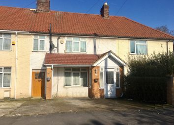 Thumbnail 5 bed terraced house for sale in Minet Drive, Hayes
