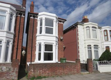 Thumbnail 3 bed terraced house for sale in Oriel Road, Portsmouth