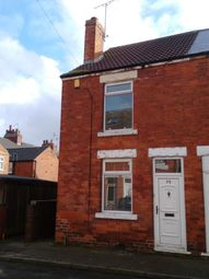 Thumbnail 2 bed terraced house to rent in Titchfield Street, Mansfield