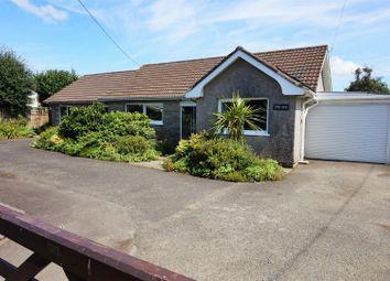 Thumbnail 3 bed detached bungalow for sale in St. Keyne, Liskeard