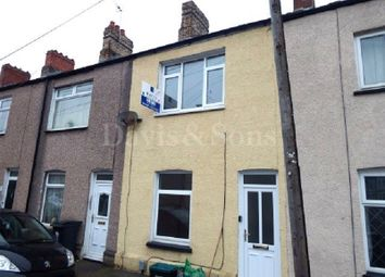 Thumbnail 2 bed terraced house for sale in Bristol Street, Maindee, Newport.