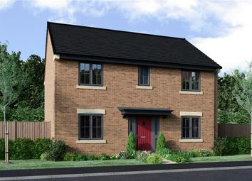 "Thumbnail 4 bed detached house for sale in ""The Buchan Alternative"" at Coach Lane, Hazlerigg, Newcastle Upon Tyne"