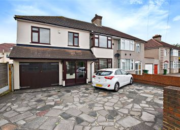 Thumbnail 5 bed semi-detached house for sale in Brampton Road, Bexleyheath, Kent