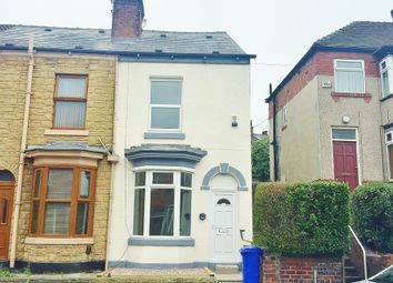 Thumbnail 3 bedroom end terrace house to rent in Standon Road, Sheffield