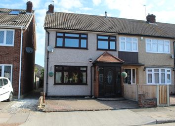 Thumbnail 3 bed end terrace house for sale in St Matthews Close, South Hornchurch, Essex