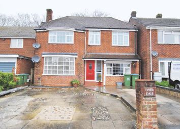 Thumbnail 3 bed detached house for sale in Moorlands Crescent, Southampton